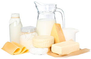 Milch & Käse