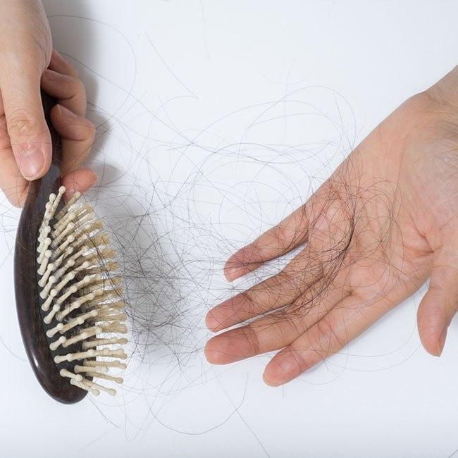 Wie ein Mangel an Zink zu Haarausfall führen kann