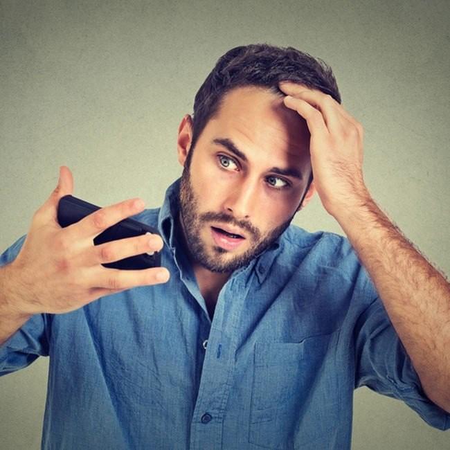 Frontalen Haarausfall bekämpfen