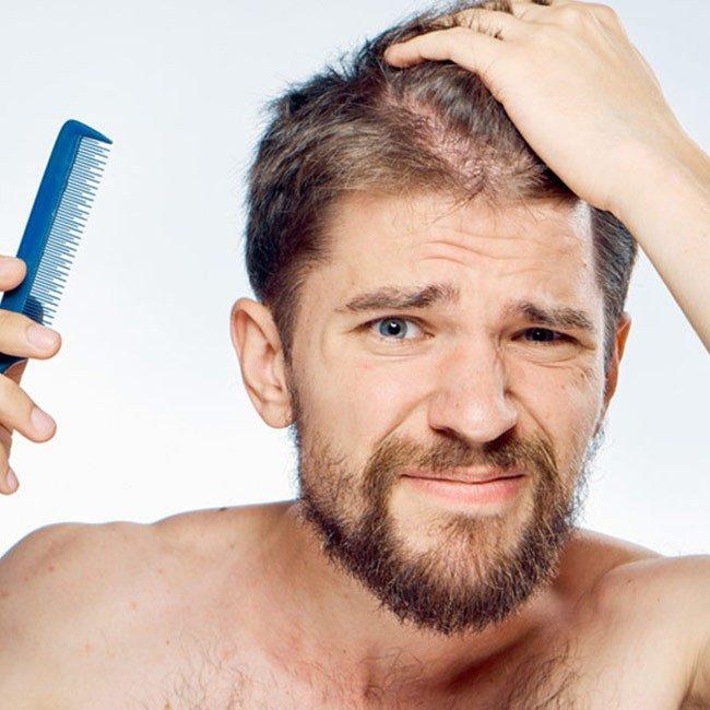 Haarausfall durch Stress?