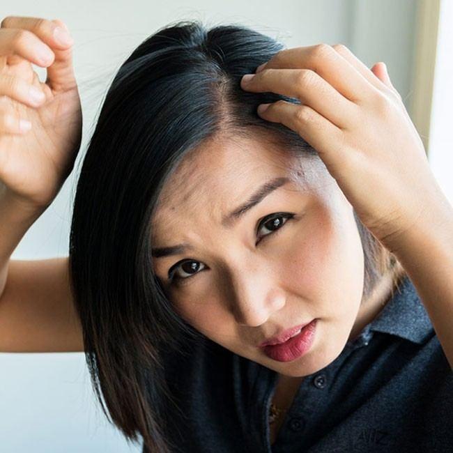 Unterschiede zwischen dünner werdenden Haar und Haarausfall?
