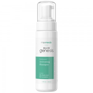 maxmedix HairGenesis Trichoceutical Aktivierendes Shampoo 222ml Flasche