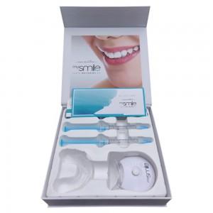 MySmile Kit zur Zahnaufhellung
