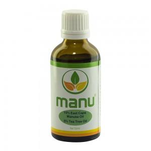 Manuka- und Teembaumöl