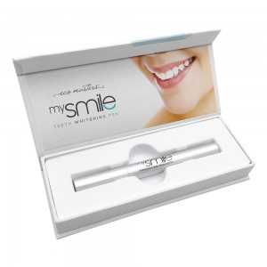 Eco Masters mySmile Teeth Whitening Pen - 1 x 2ml Natural Teeth Whitening Gel Pen