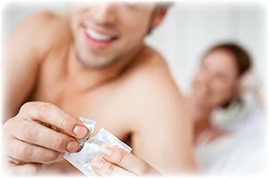 Vorzeitigen Samenerguss verhindern durch dickere Kondome